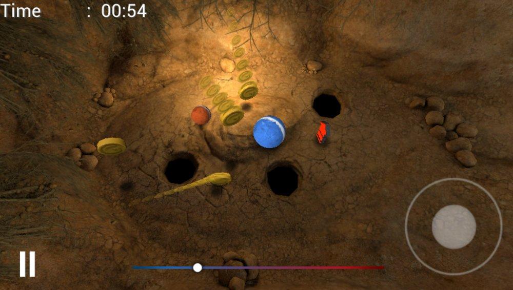 Скриншот Gravity Constant для Android