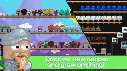 Скриншот Growtopia для Android