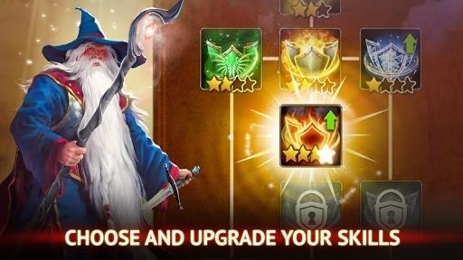 Скриншот Guild of Heroes для Android