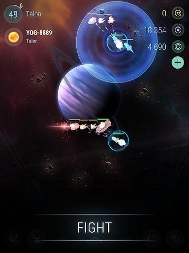 Скриншот Hades Star для Android