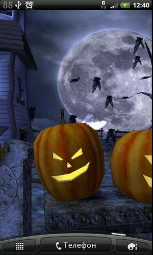 Скриншот Halloween для Android