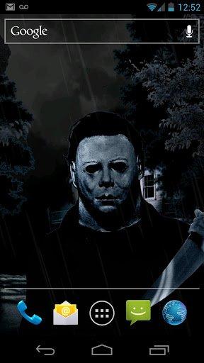 Скриншот Halloween Live Wallpaper для Android