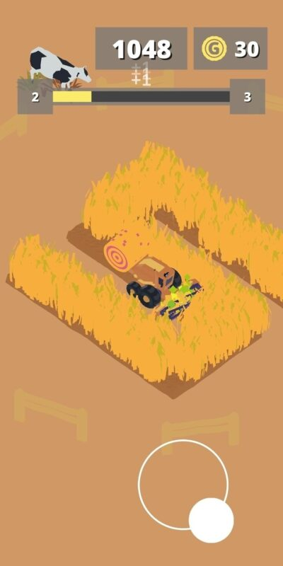 Скриншот Harvest Simulator для Android