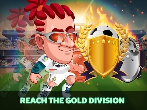 Скриншот Head Soccer Russia Cup 2018 для Android