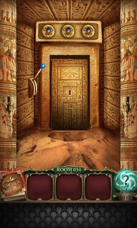 Скриншот Hidden escape для Android