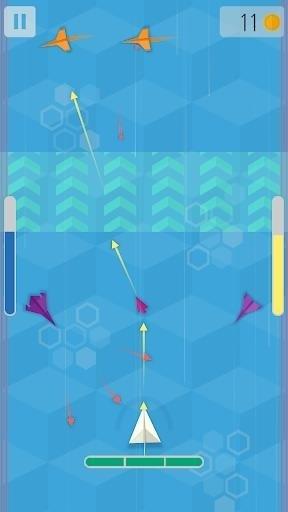 Скриншот Highwind для Android