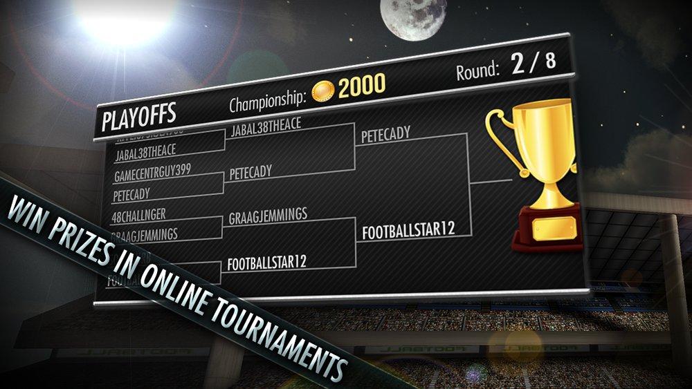 Скриншот Hockey Showdown для Android