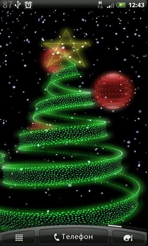 Скриншот Holiday Lights для Android