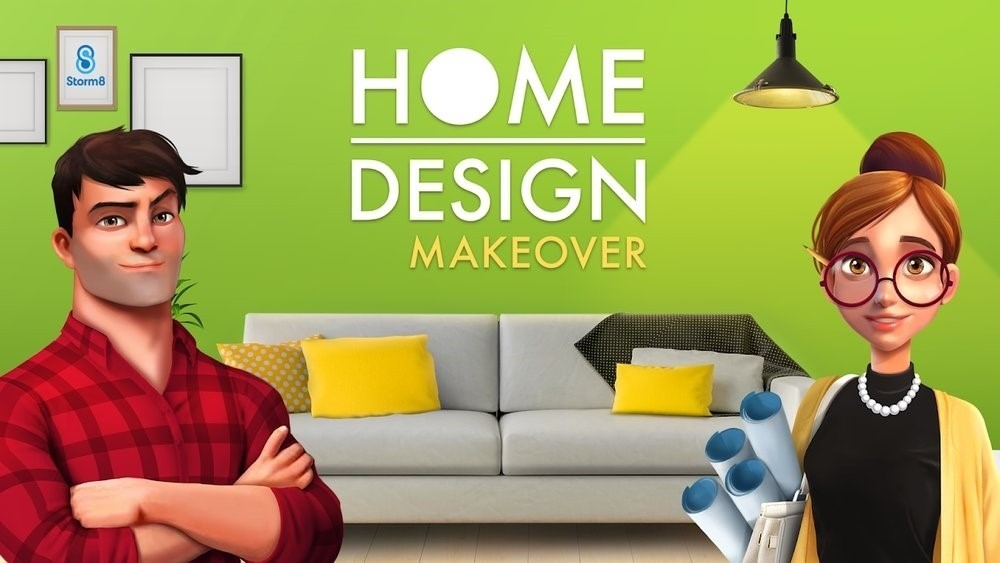 Скриншот Home Design Makeover для Android