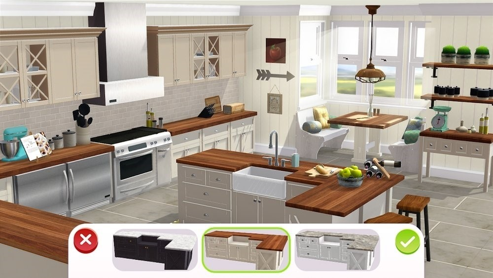 Скриншот Home Design Makeover для Android