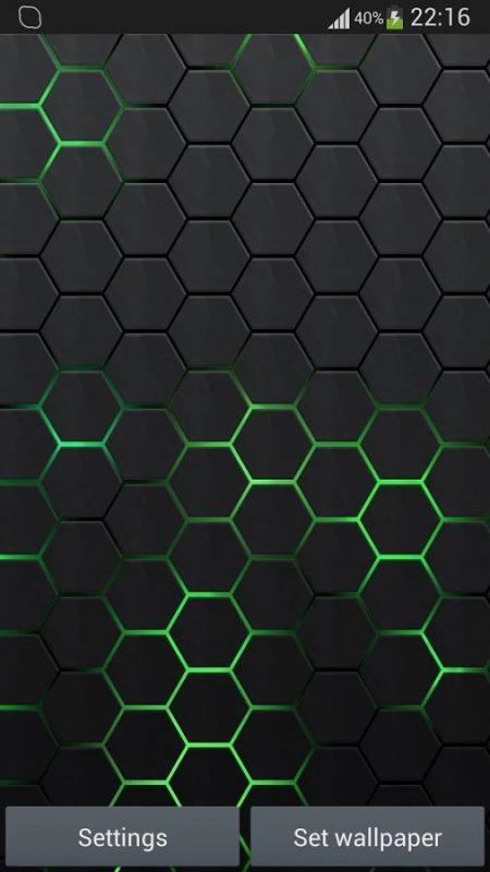 Скриншот Honeycomb 2 для Android