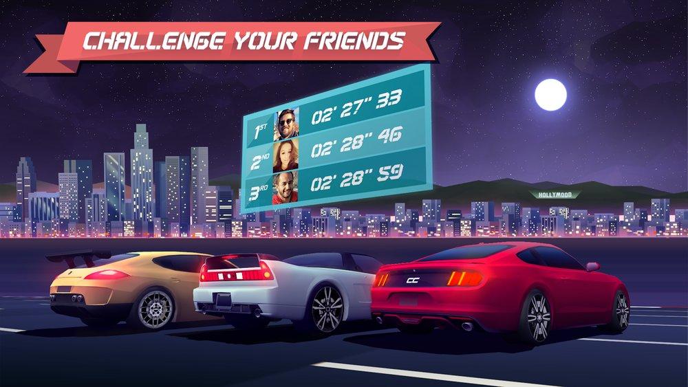 Скриншот Horizon Chase — World Tour для Android