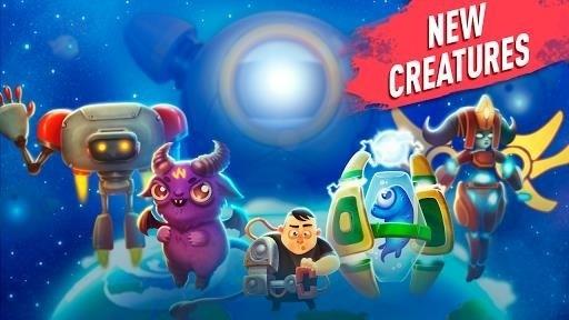 Скриншот Human Evolution Clicker Game для Android