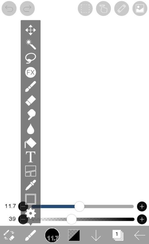 Скриншот ibis Paint X для Android