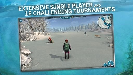 Скриншот Ice Lakes для Android