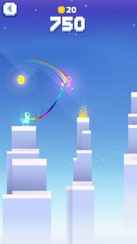 Скриншот Icy Ropes для Android