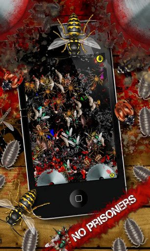 Скриншот iDestroy:Destroy Zombies & Bug для Android