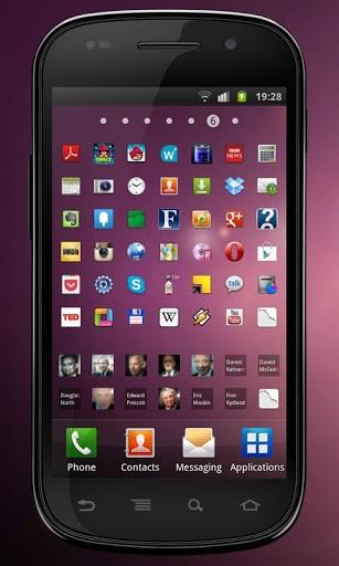 Скриншот Imgy Widgets для Android