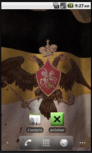 Скриншот Имперский орел — живые обои / Imperial Eagle для Android