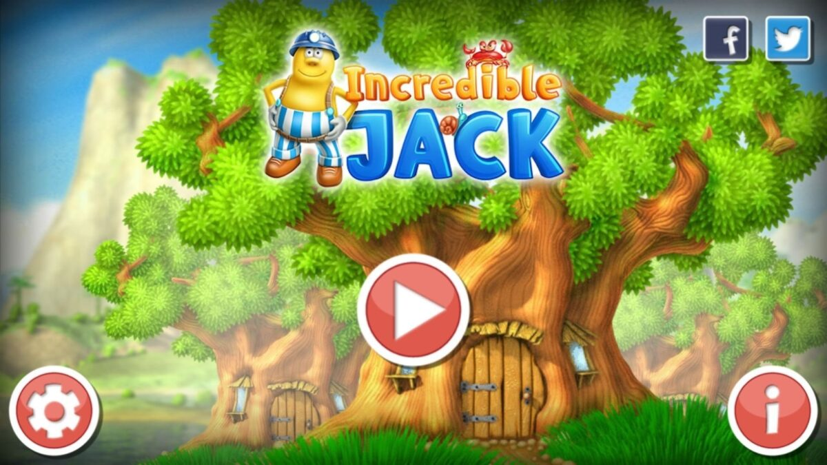 Скриншот Incredible Jack для Android