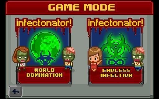 Скриншот Infectonator для Android