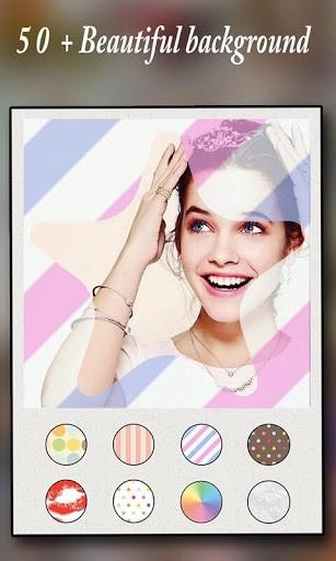 Скриншот InstaShape:shape for Instagram для Android