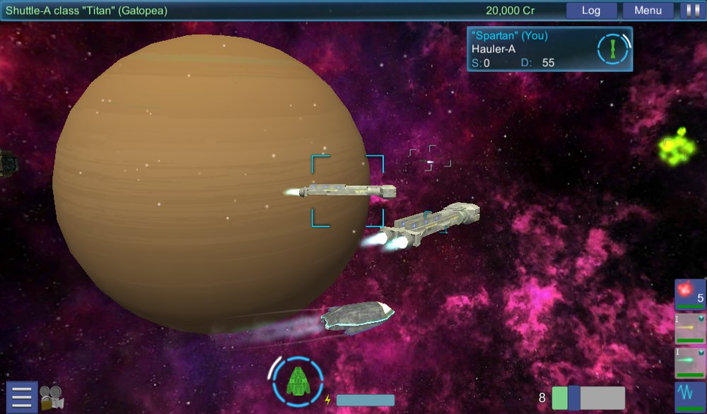Скриншот Interstellar Pilot для Android