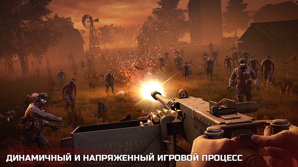 Скриншот Into the Dead 2 для Android