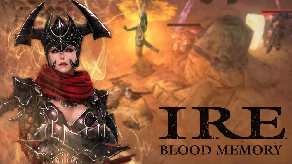 Скриншот Ire: Blood Memory для Android