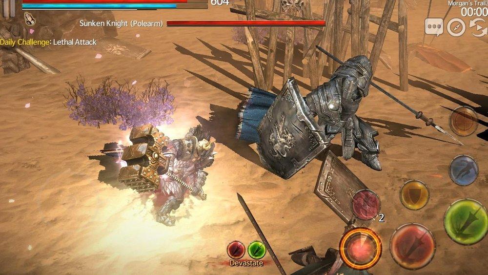 Скриншот Ire: Blood Memory для Android