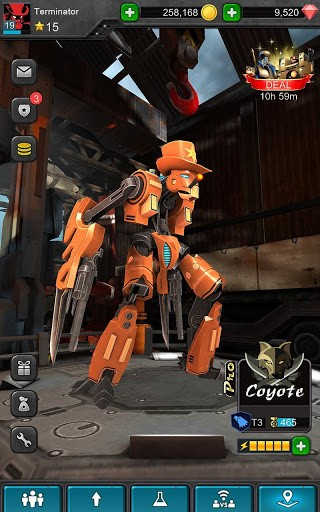 Скриншот Iron Kill для Android