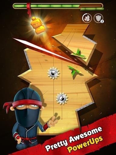 Скриншот iSlash Heroes для Android