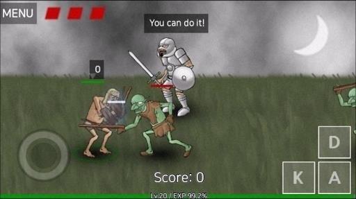 Скриншот История Некроманта для Android