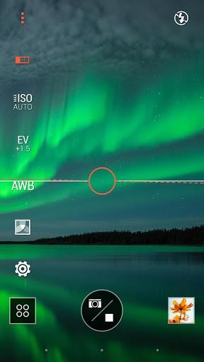 Скриншот Камера ZOOM  FX для Android