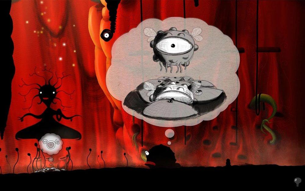 Скриншот Karma: Incarnation 1 для Android