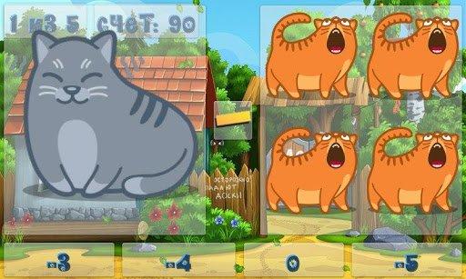 Скриншот Кэтландия-игры для детей для Android