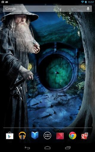 Скриншот Хоббит: живые обои / The Hobbit Live Wallpaper для Android