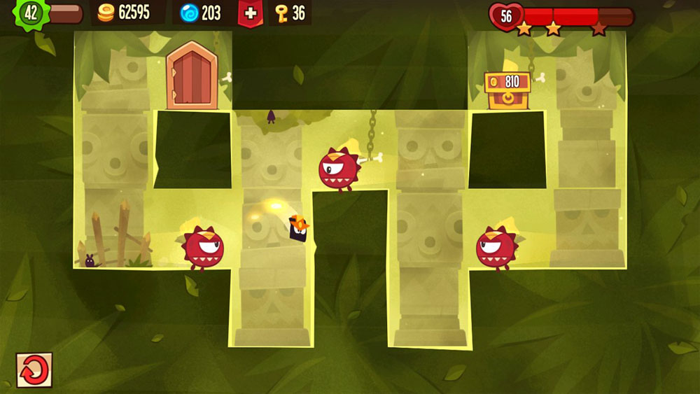 Скриншот King of Thieves для Android
