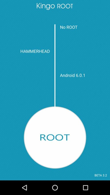 Скриншот KingoRoot для Android