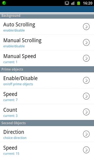 Скриншот Космос HD Живые Обои для Android