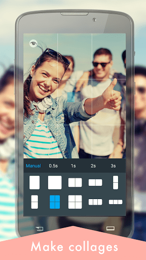 Скриншот KVAD Camera для Android