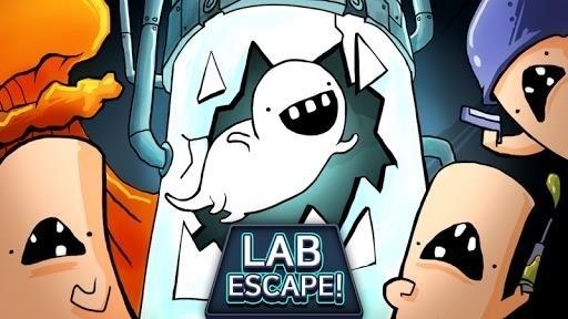 Скриншот LAB Escape для Android