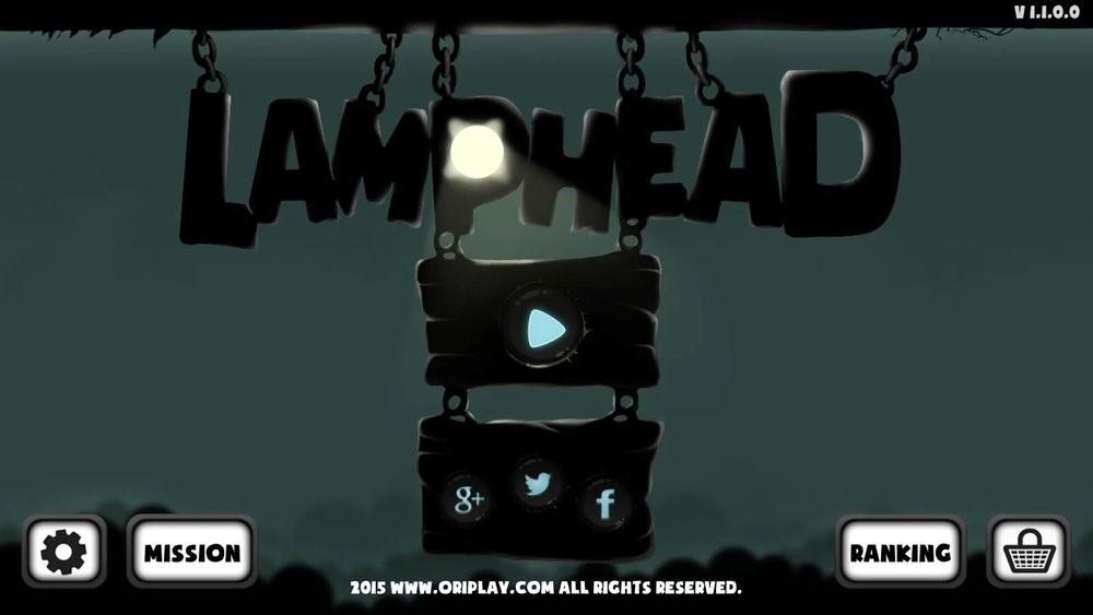 Скриншот Lamphead для Android