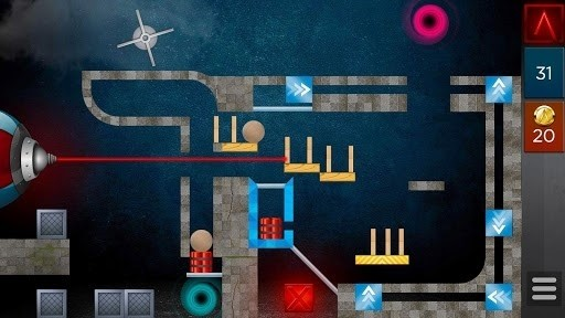 Скриншот Laserbreak Pro для Android