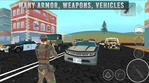 Скриншот Last Battleground: Mech для Android
