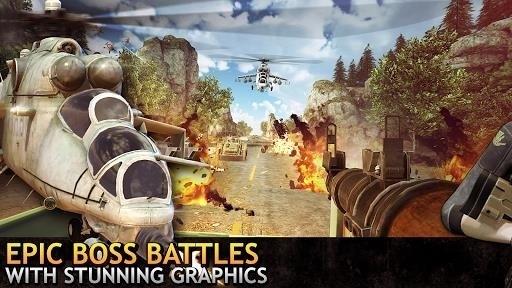 Скриншот Last Hope Sniper: Zombie War для Android