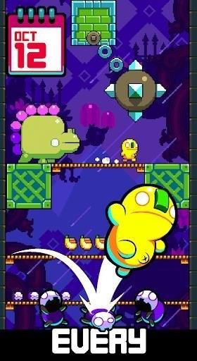 Скриншот Leap Day для Android