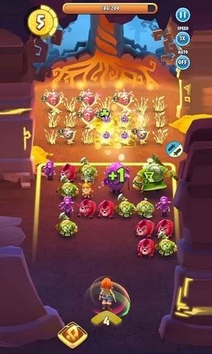 Скриншот Legend of Solgard для Android