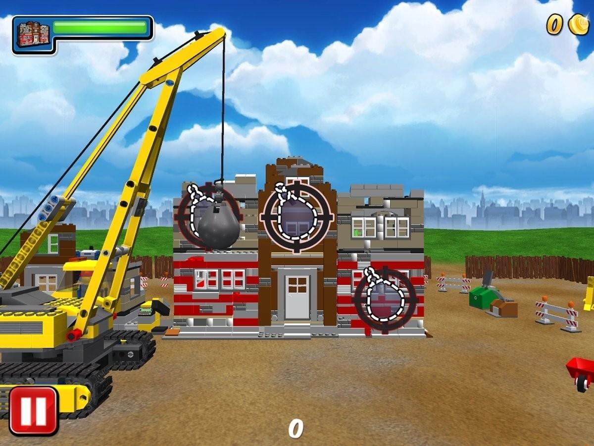 Скриншот LEGO City My City для Android
