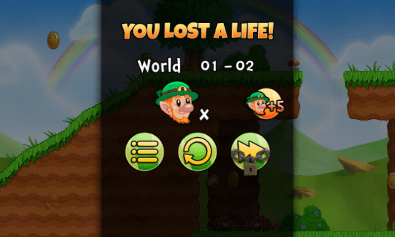 Скриншот Lep's World 2 для Android